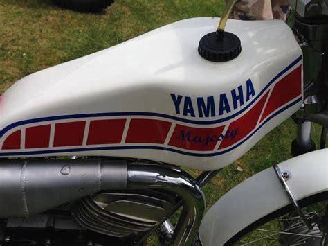 Shock Trail Yamaha Ty175 Majesty Shock Trials