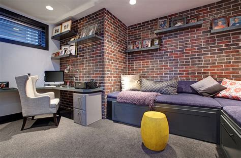 basement office design basement home office design and decorating tips