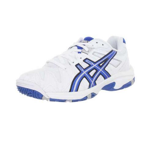 asics gel resolution 5 gs tennis shoe kid big kid