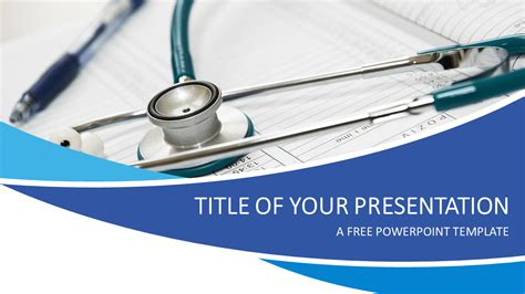 Medical Powerpoint Template Presentationgo Com Healthcare Powerpoint Templates Free