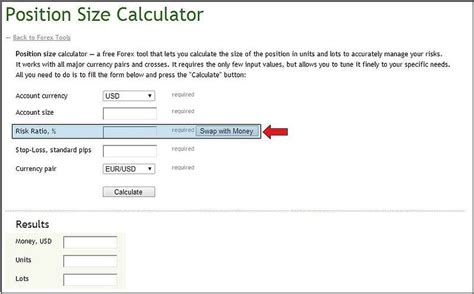 size calculator how to calculate forex lot size gci phone service