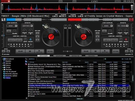 dj home for windows 7 virtualdj is the