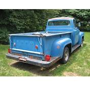 1955 Ford F250 Long Bed  Trucks For Sale Old