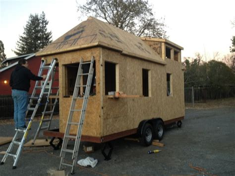 sip tiny house cypress 20 tumbleweed tiny house project using sips tiny