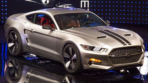 galpin mustang galpin and henrik fisker reveal 725 hp rocket based on the
