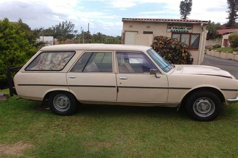 peugeot estate cars for sale 1981 peugeot 504 estate station wgon cars for sale in