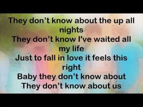 testo they don t about us cootees they don t lyrics letras testo songs