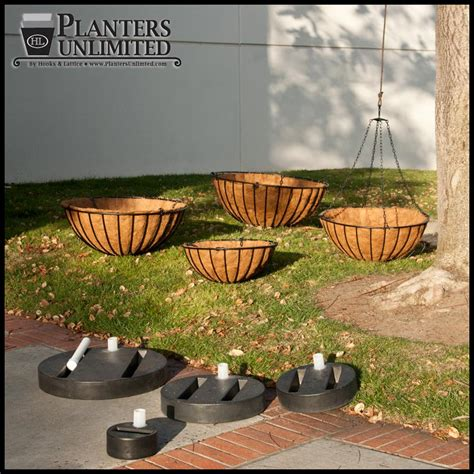 Planter Water Reservoir by 6 Quot Planter Well Reservoir