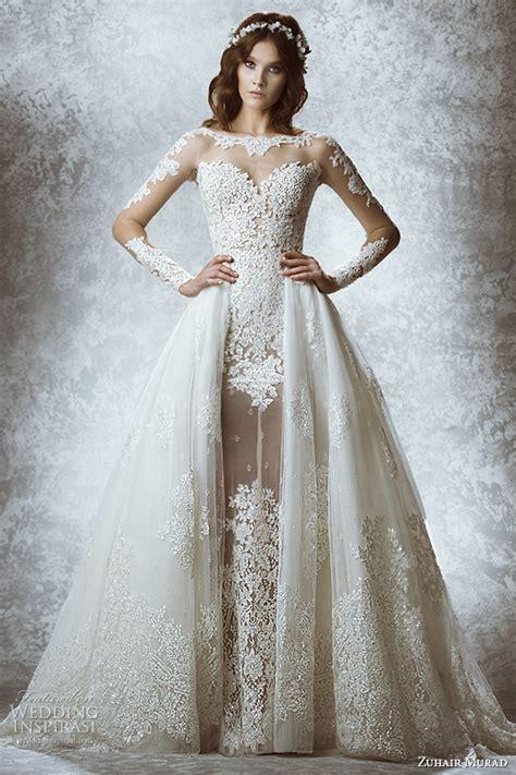 zuhair murad bridal fall 2015 wedding dresses wedding
