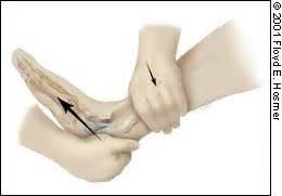 ankle foot boc preparationlower leg ankle foot