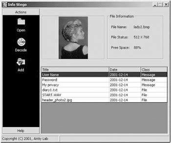 dynamic pattern based image steganography info stego investigators guide to steganography