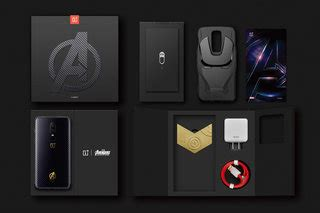 oneplus 6 avengers: infinity war edition official, new