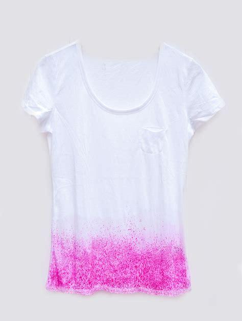 Kaos T Shirt Gradasi diy pimp je t shirt proud2live proud2bme