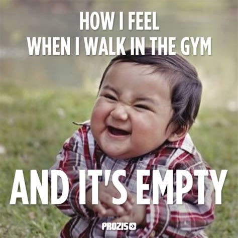 Memes Gym - i can do any workout i want without waiting on other
