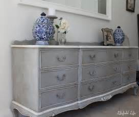 Painted Bedroom Furniture by Lilyfield Life Chalk Paint Doesn T Always Need Distressing