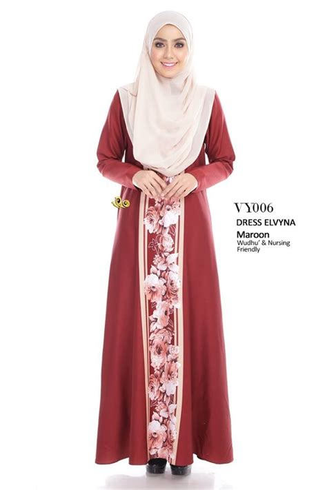 Koleksi Baju Butik Murah Simple Blouse baju kurung moden murah jubah dress blouse