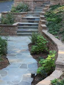 Design Ideas For Flagstone Walkways Flagstone Walkway Landscaping And Curb Appeal Ideas