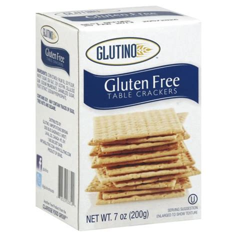 table gluten free glutino crackers table gluten free be my shopper