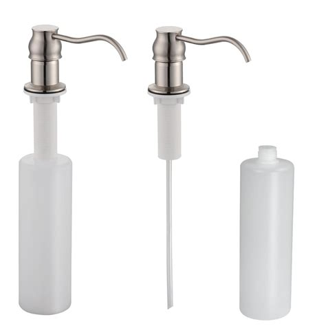 kitchen sink soap dispenser 18 quot pull down kitchen sink faucet with soap dispenser ebay