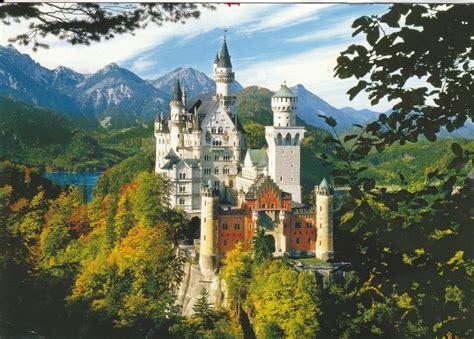 Disney Fantasy Floor Plan by Neuschwanstein Castle Germany My Collection Of