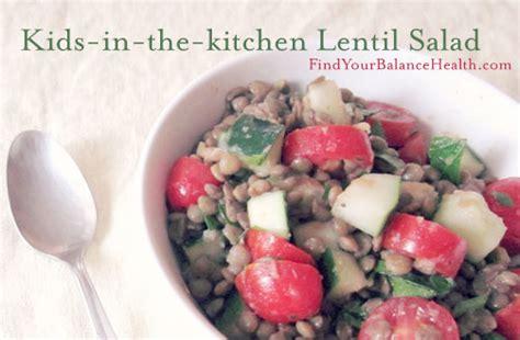 Lentil Detox Salad by In The Kitchen Lentil Salad Detox Recipe 18 Of 21