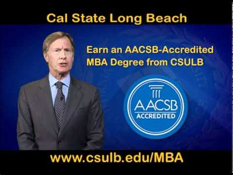 Mba At Csulb by Csulb Mba Commercial