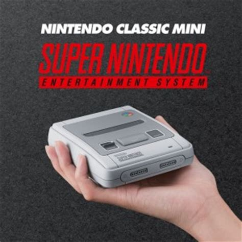 nintendo announces the nintendo classic mini nintendo entertainment system news nintendo