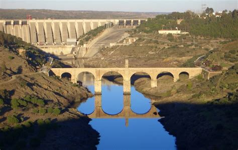 el puente de alcntara el puente romano de alcantara c 225 ceres