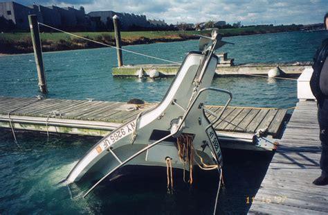 outboard motor repair gig harbor damaged boats photos press room boatus