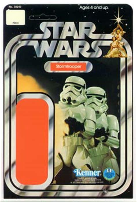 vintage wars card template wars 12 back stormtrooper proof card wars