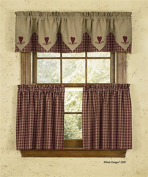 Country Style Curtains For Kitchens Kitchen Curtains Country Garden Style Search Home Kitchen Curtains