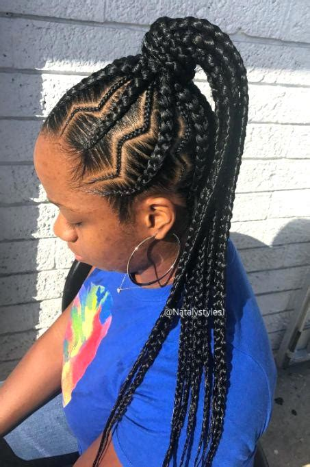 Unique Braided Hairstyles by Unique Braided Hairstyles With Weave Braided Hairstyles