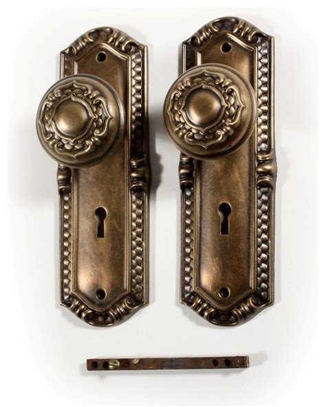 antique door hardware traditional door hardware