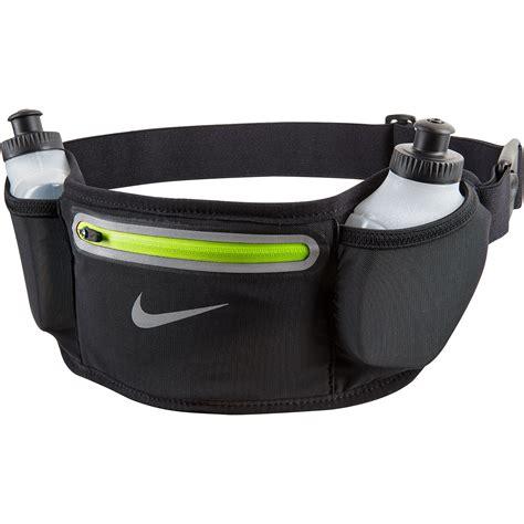 Waistbag Nike Black White 04 wiggle nike lean 2 bottle waistpack ho15 waist bags