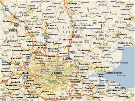 002000qugo map london stansted airport