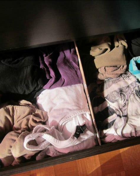 Dresser Drawer Dividers Diy by Diy Dresser Drawer Dividers Tip Junkie