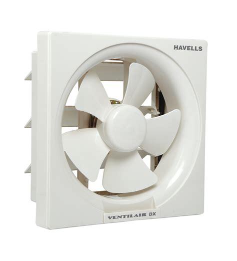 bathroom ventilation fans india havells 150 mm fan ventil air dx by havells online