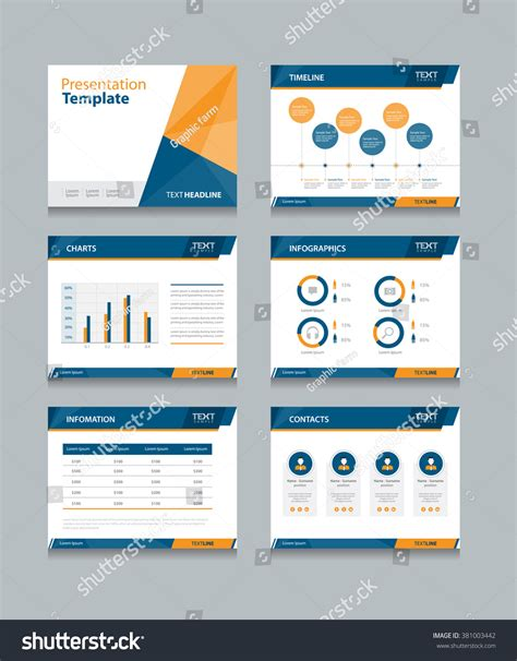 design and layout of business presentation abstract business presentation template slides background