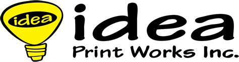 logo works inc idea print works inc custom screen printing and embroidery newport or