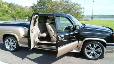 Southern Comfort Cars by Find Used 2004 Chevrolet Silverado 1500 Lt Ext Cab 4 Door