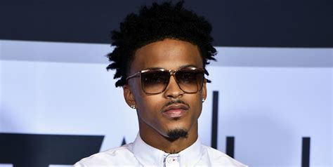 what kind of haircut does august alsina what do august alsina look like sunglasses brown