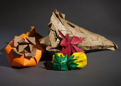 thanksgiving origami mit geeks create an origami thanksgiving wired