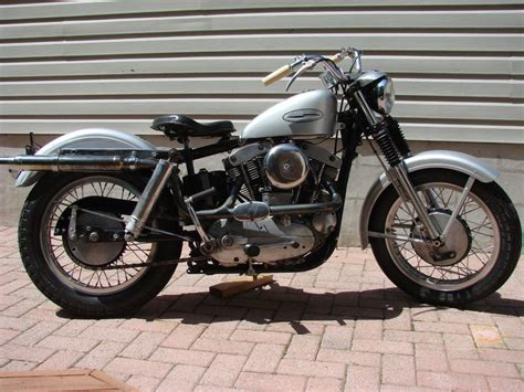 1962 Harley Davidson For Sale by Vintage Motorcycles For Sale