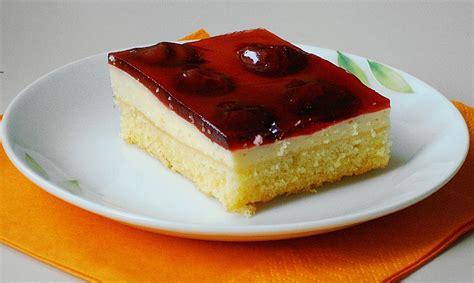 Schmand Kirsch Kuchen Rezepte Suchen