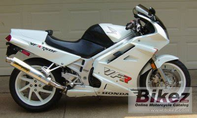 1993 honda vfr 750 f specifications and pictures