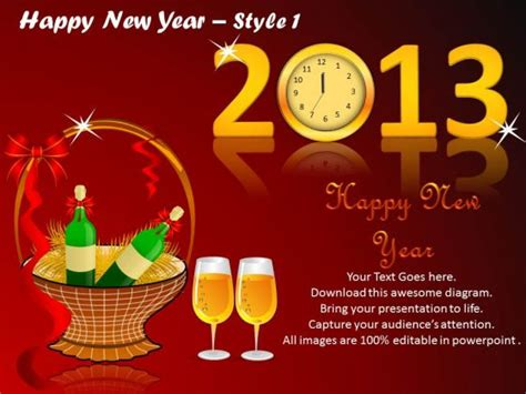 New Year 2013 Bible Quotes Quotesgram Happy New Year Powerpoint Presentation
