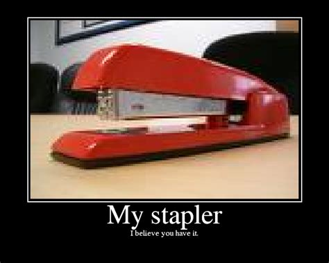 stapler picture ebaum s world