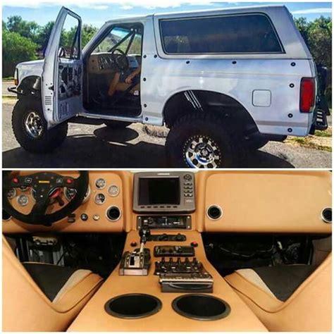 prerunner bronco suspension 17 best images about truck interior on pinterest four