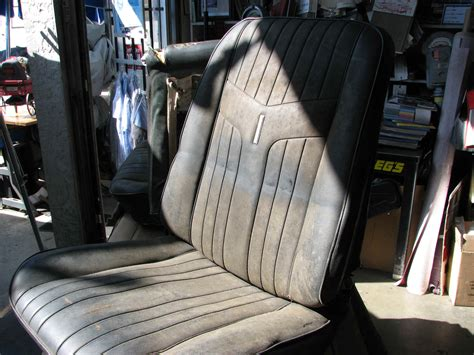 remove the seat and spring northwest edge chevelle upholstery
