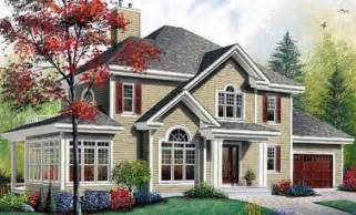 Traditional Style Homes by Traditional American Home Plans Find House Plans